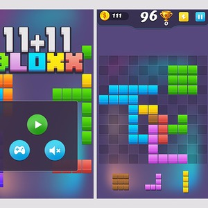 11x11 Bloxx