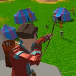Archer Master 3d: Castle Defence