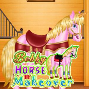 Bobby Horse Makeover