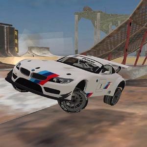 ado stunt car games