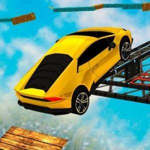 Crazy Stunt Cars Multiplayer