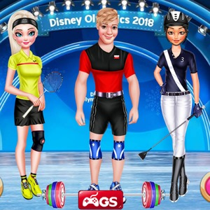 Disney Olympic