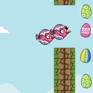 Easter Egg Bird