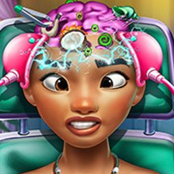 Exotic Princess Brain Doctor
