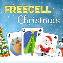 Christmas Solitaire Freecell.Freecell Christmas Christmas Day Is Coming Let S Play The