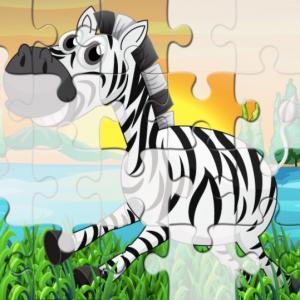 Happy Kids Jigsaw Puzzle