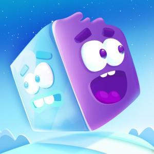 Icy Purple Head 3: Super Slide