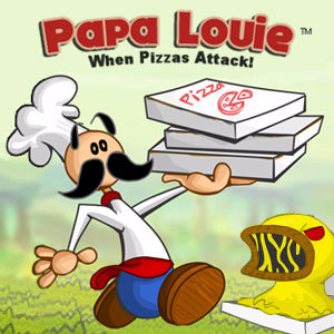 Papa Louie When Pizzas Attack!