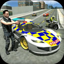 Police Cop Car Simulator City Missions