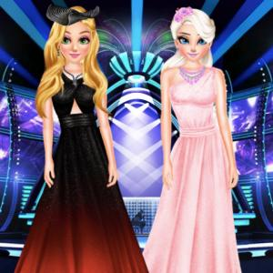 Princess Starry Sky Fashion Show
