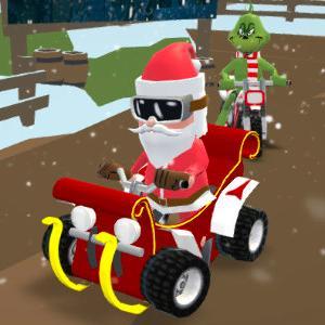 Santa's Rush The Grinch Chase