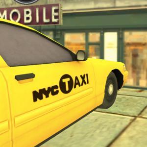 Taxi Driving 3D Simulator