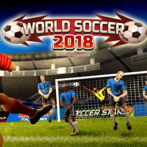 The World Cup Soccer 2018
