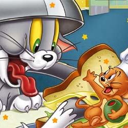 Tom And Jerry Hidden Stars