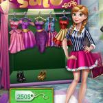 Anna Go Shopping