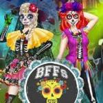 Bff's Day Of The Dead