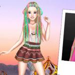 Burning Man Hairstyles