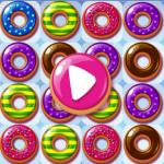 Donut Crash Saga