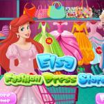 Elsa Fashion Dress Store