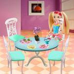 Elsa Suite Shopping For Barbie Doll