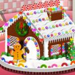 Make A Gingerbread House Cake