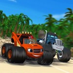 Monster Machines Hidden Letters