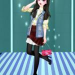 Pop Autumn Fashion