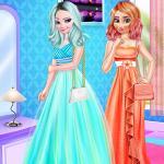 Princess Cool Color Vs Warm Color
