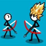 Stickman Archer Online 3